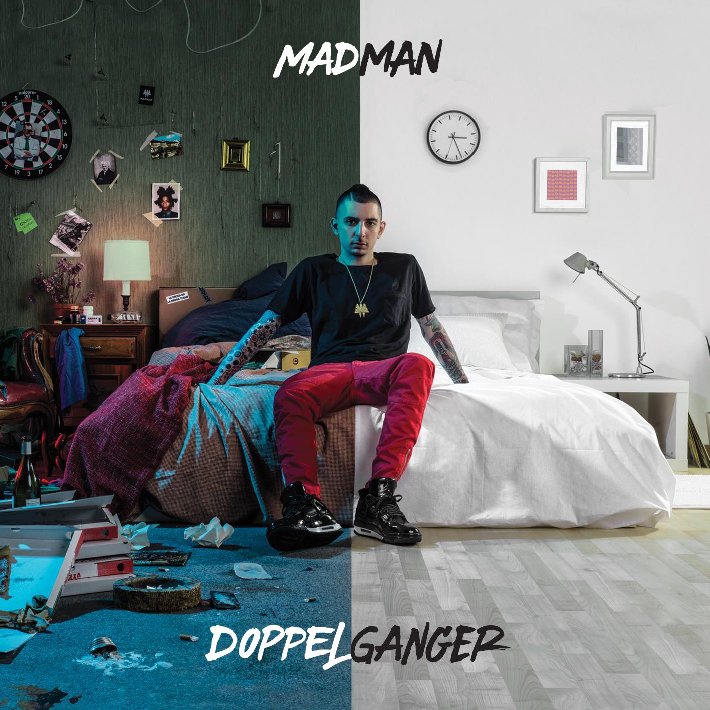 copertina definitiva madman doppelganger
